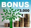 Bonus 3000€
