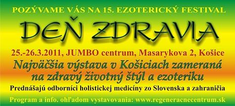 Deň zdravia - Jar 2011