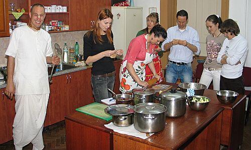 Kurz varenia podľa Ayurvédy